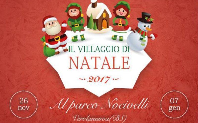 Villaggio di Natale al Parco Nocivelli