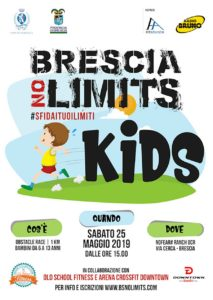 Brescia no limits KIDS @ No Fear | Brescia | Lombardia | Italia