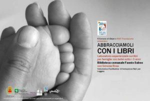 Abbracciamoli con i libri @ Biblioteca comunale Fausto Sabeo di Chiari | Travagliato | Lombardia | Italia