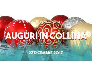 Auguri in collina @ ritrovo  Piazza S. Giorgio a Cellatica      | Cellatica | Lombardia | Italia
