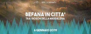 Traversata della Maddalena invernale - Befana in città @ ritrovo fermata metro S. EUFEMIA  | Brescia | Lombardia | Italia