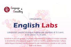 English Labs : Lingua Inglese per bambini