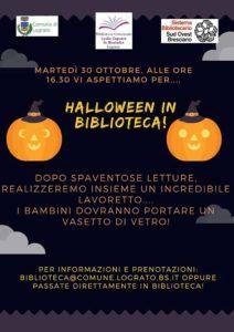 Halloween in biblioteca - Lograto @ Biblioteca di Lograto | Lograto | Lombardia | Italia