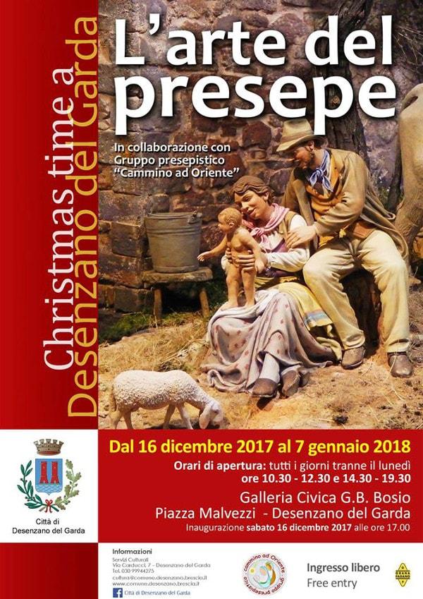 L'arte del presepe a Desenzano @ Galleria Civica Bosio | Desenzano del Garda | Lombardia | Italia