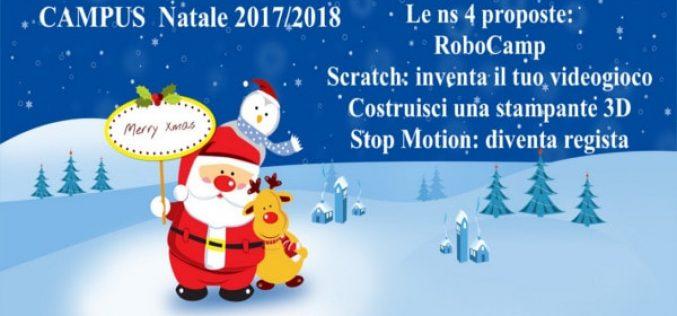 Robocamp di Natale – Brescia