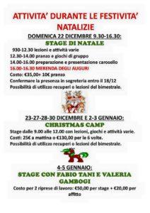 It's Christmas Time - Spia d'Italia - Stage di Natale @ Circolo Ippico Spia d'Italia | Lonato | Lombardia | Italia