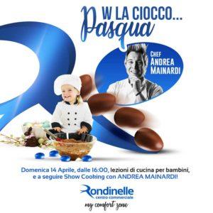 W la ciocco Pasqua @ centro commerciale Rondinelle | Roncadelle | Lombardia | Italia