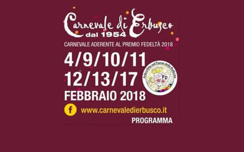 Carnevale Erbusco – Carri Allegorici