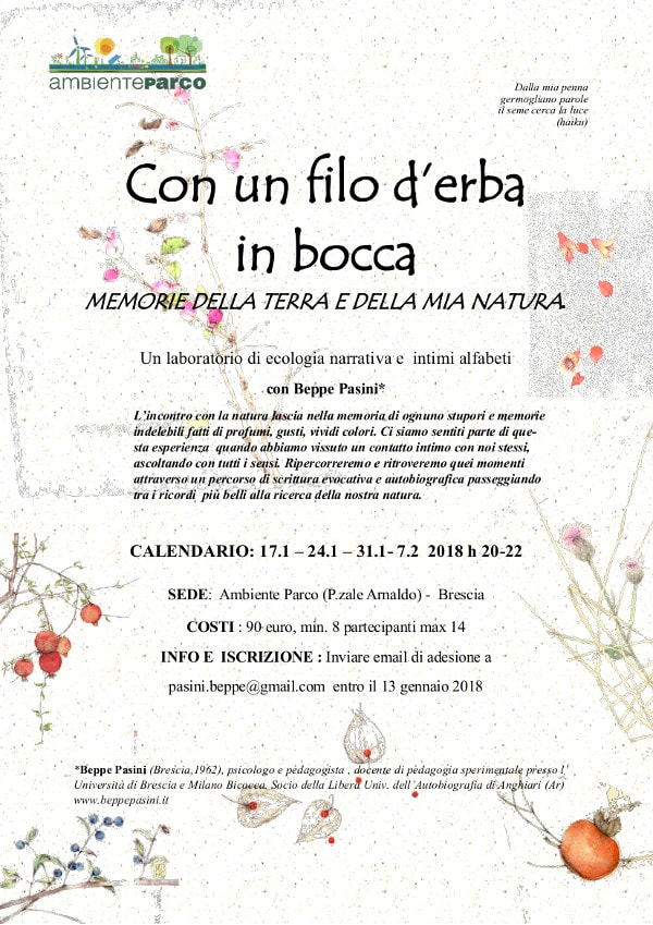 Con un filo d'erba in bocca @ Ambiente Parco | Brescia | Lombardia | Italia