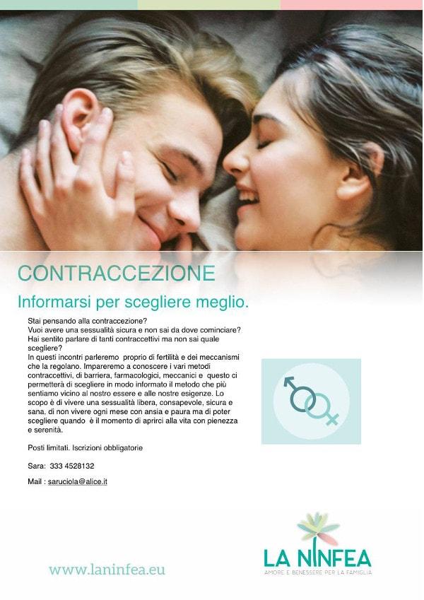 Contraccezione @ Centro La Ninfea | Lonato | Lombardia | Italia