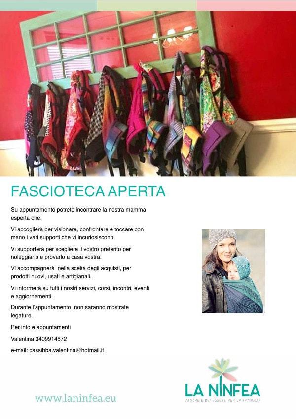 Fascioteca Ninfea aperta @ Centro La Ninfea | Lonato | Lombardia | Italia