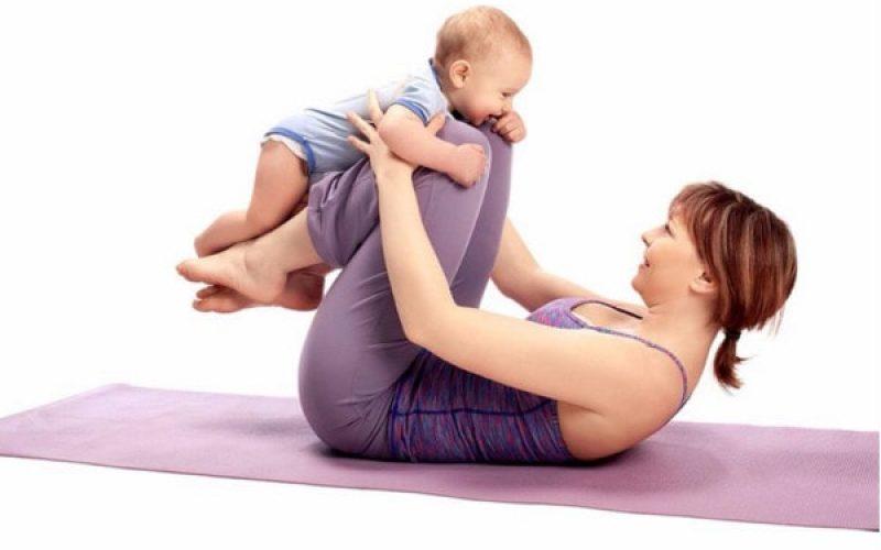 Yoga post-parto