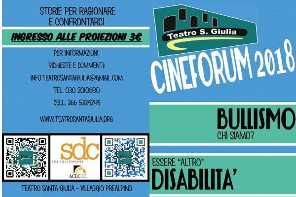 Cineforum-bullismo-disabilita-Santa-Giulia-Brescia-
