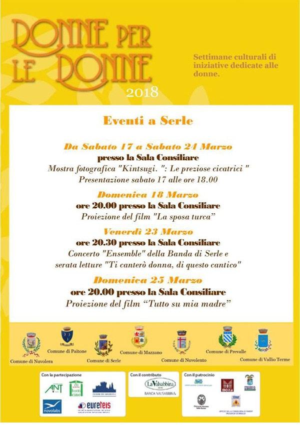 Donne per le donne - Serle @ Sala consiliare Serle | Serle | Lombardia | Italia