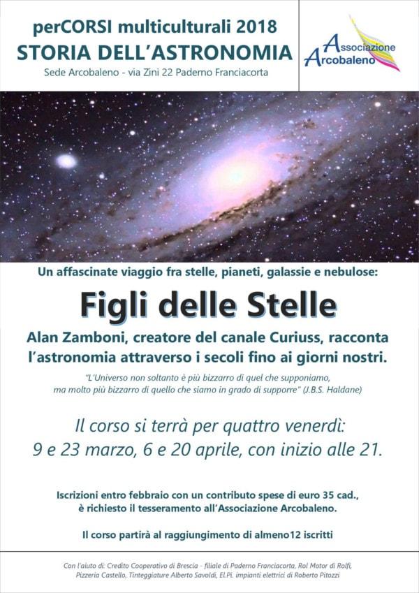 Figli delle stelle @ Ass. Arcobaleno | Paderno Franciacorta | Lombardia | Italia