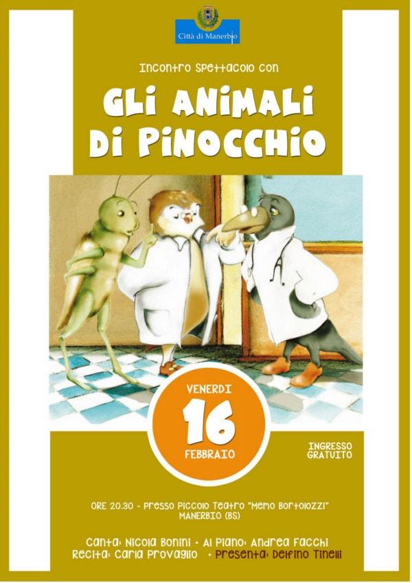 Gli-animali-di Pinocchio-