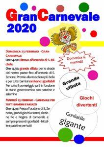 Carnevale a Prevalle @ Oratorio di San Michele Prevalle | Prevalle | Lombardia | Italia