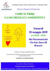 Come nutrire la fiducia e l'assertività @ Noi Psicomotricità Brescia | Brescia | Lombardia | Italia