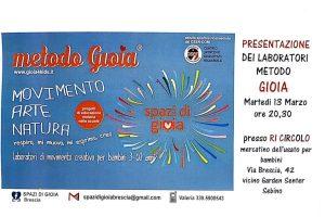 Spazi di gioia @ Ri-circolo  | Lombardia | Italia