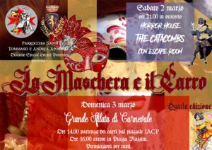 Carnevale a Pontevico @ Pontevico   Pontevico   Lombardia   Italia