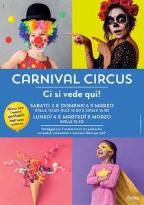 Carnival circus a Concesio @ Auchan Concesio | Concesio | Lombardia | Italia