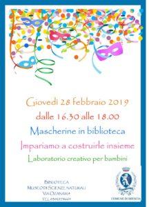 Mascherine in biblioteca @ Museo di Scienze Naturali | Brescia | Lombardia | Italia
