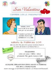 S. Valentino con le Tagesmutter @ Oratorio Paolo VI di Lonato  | Lonato | Lombardia | Italia