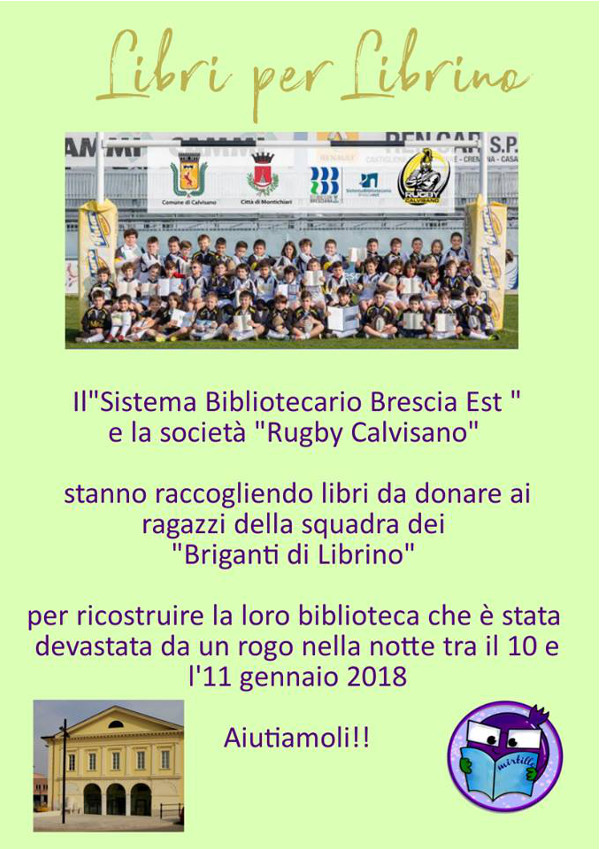 Libri per librino @ Biblioteca di Montichiari | Montichiari | Lombardia | Italia