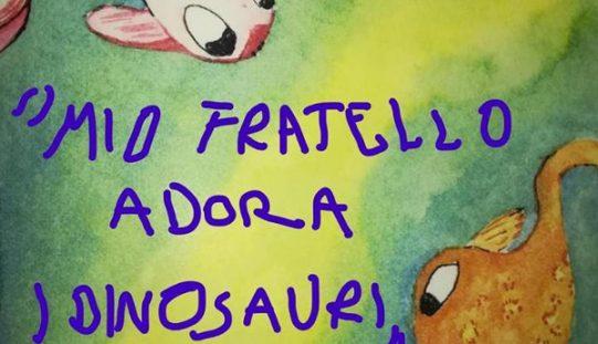 Mio fratello adora i dinosauri