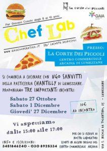 CHEF LAB - Laboratori per giovani cuochi @ La Corte dei Piccoli | Lumezzane | Lombardia | Italia
