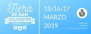 Fiera di San Giuseppe a Gambara @ Gambara | Gambara | Lombardia | Italia