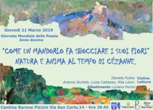 Giornata Mondiale della Poesia @ Cantina Barone Pizzini | Provaglio d'Iseo | Lombardia | Italia