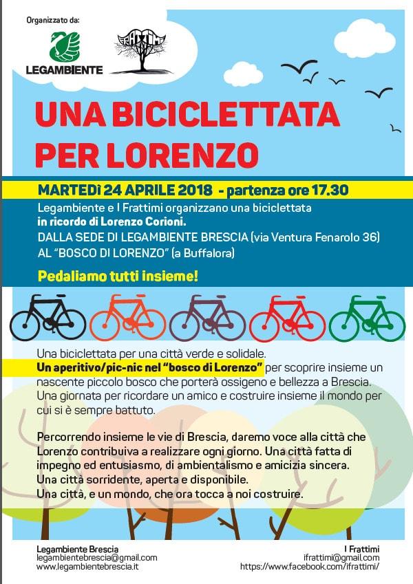 Biciclettata-per-Lorenzo-Legambiente-