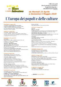 Settimana del libro Nuvolera @ Nuvolera | Nuvolera | Lombardia | Italia