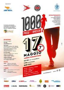 1000PassiPerBrescia @ Largo Formentone | Brescia | Lombardia | Italia