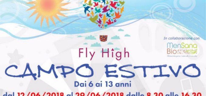 """Campo estivo """"Fly High"""""""