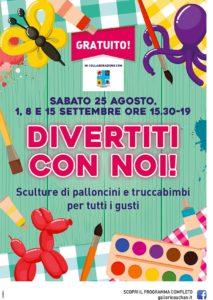 Divertiti con noi! @ Galleria Auchan Mazzano | Mazzano | Lombardia | Italia