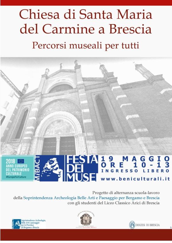 Festa-dei-Musei-Carmine-Brescia-