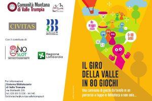Il giro della Valle in 80 giochi - Collebeato @ Biblioteca di Collebeato | Collebeato | Lombardia | Italia