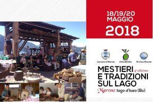 Mestieri e tradizioni sul lago @ Marone   Lombardia   Italia