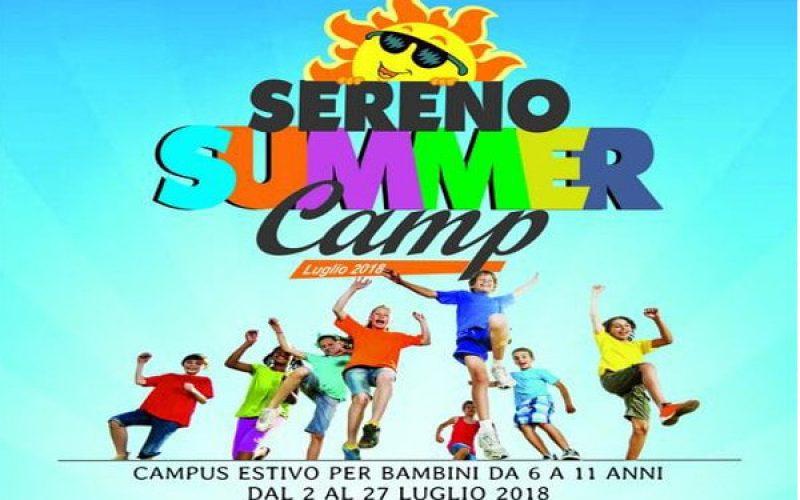 Sereno Summer Camp