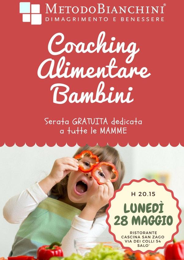 Coaching alimentare Bambini @ Ristorante cascina San Zago Saló | Salò | Lombardia | Italia