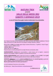 Valle delle Messi - Natura trek @ ritrovo ristorante Pietra Rossa Ponte di legno | Sant'Antonio | Lombardia | Italia