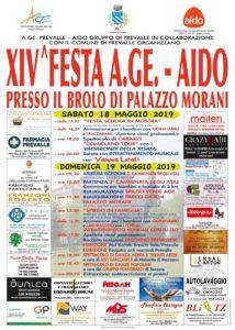 Festa Age-Aido a Prevalle @ Palazzo Morani Prevalle | Prevalle | Italia