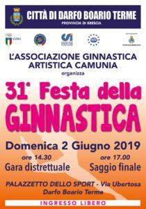 Festa della ginnastica @ Palazzatto dello Sport a Corna | Darfo | Lombardia | Italia
