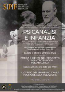 Psicanalisi e infanzia @ Sala consiliare Comune di Gardone Riviera | Gardone Riviera | Lombardia | Italia