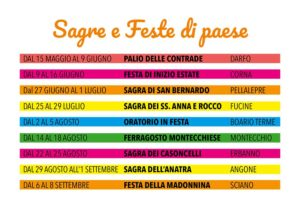 Sagre e feste in zona Darfo @ Darfo e limitrofi | Lombardia | Italia