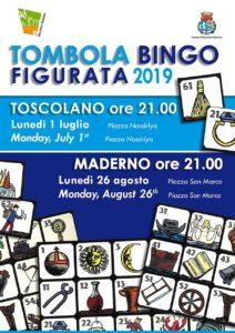 Tombola Figurata tradizionale @ Toscolano Maderno BSPiazza Nassiriya, Piazza San Marco, Toscolano Maderno BS   Toscolano Maderno   Lombardia   Italia