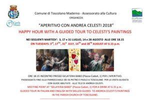Aperitivo in famiglia con Andrea Celesti @ Chiesa dei SS. Pietro e Paolo, Toscolano Maderno | Toscolano Maderno | Lombardia | Italia