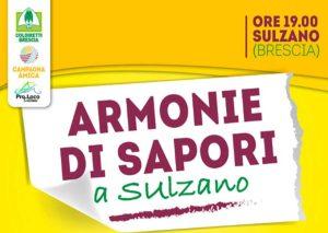 Armonie di sapori a Sulzano @ Sulzano | Sulzano | Lombardia | Italia